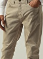 People By Fabrika Erkek 5 Cep  Pantolon PFESS20PA0015 Taş